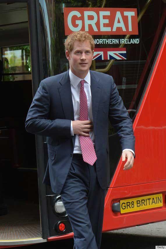 Prince Harry – Powerful Fashion Style !