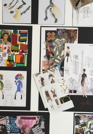 Paris College Of Art College Art Art Design Design