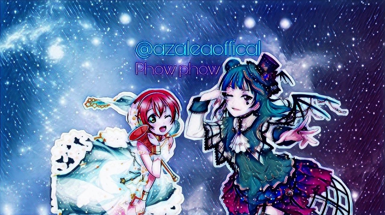 For my Twitter banner ♥♥♥ anime
