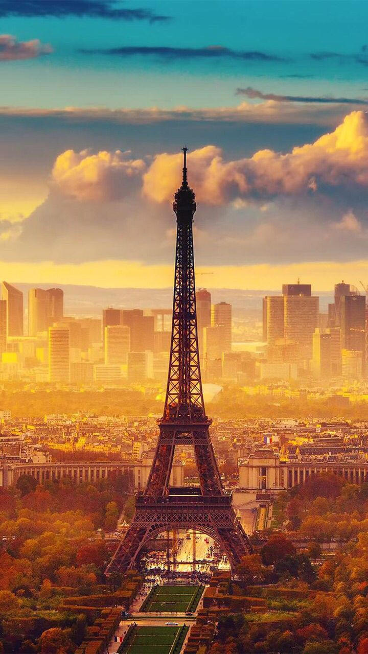 Paris Iphone6 Wallpaper