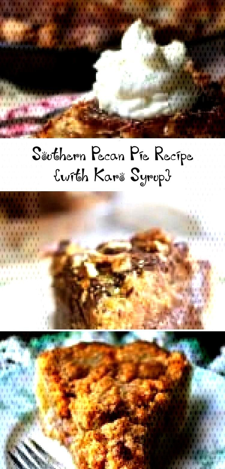 Old fashioned southern Pecan Pie recipe is a must-have on any Thanksgiving table. Gooey filling cho
