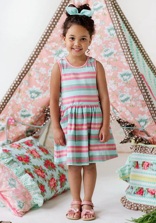 a2225b9e4003 ... Matilda Jane Clothing collections on sale starting at off! Easy Living  Dress-Happy and Free Size 4