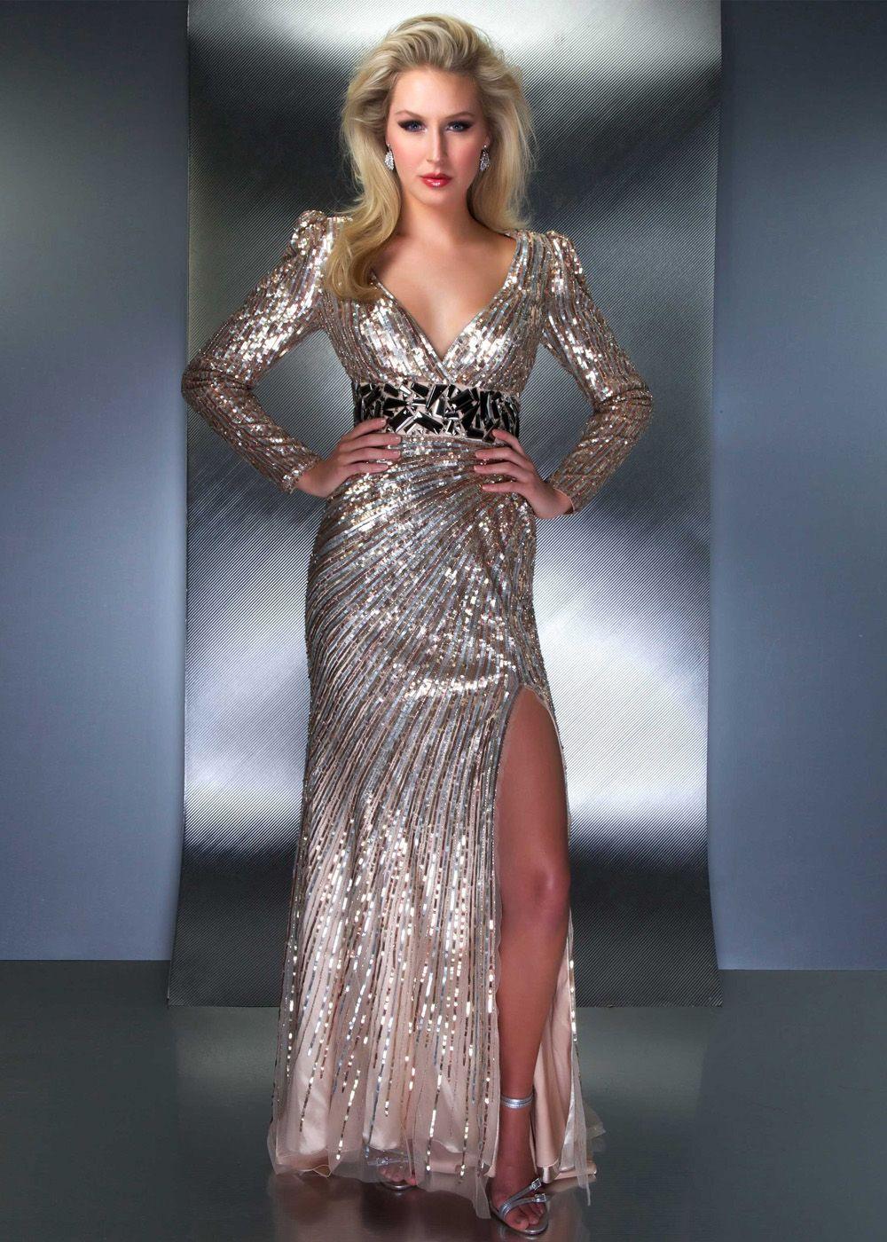 Mac Duggal 1135D...this is my dream prom dress!!!!!!!! <3
