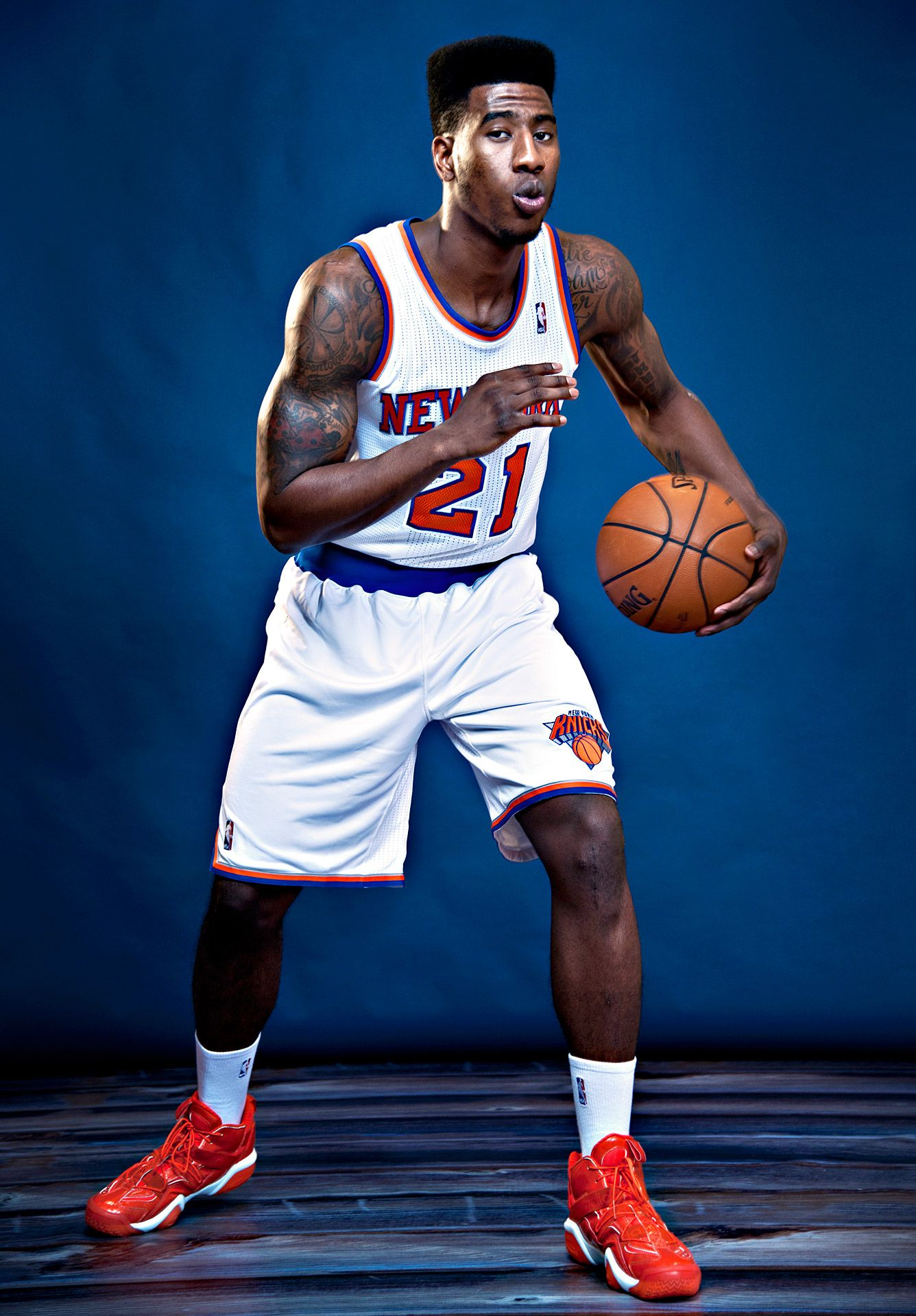 Can t wait to have you back Shump Iman Shumpert
