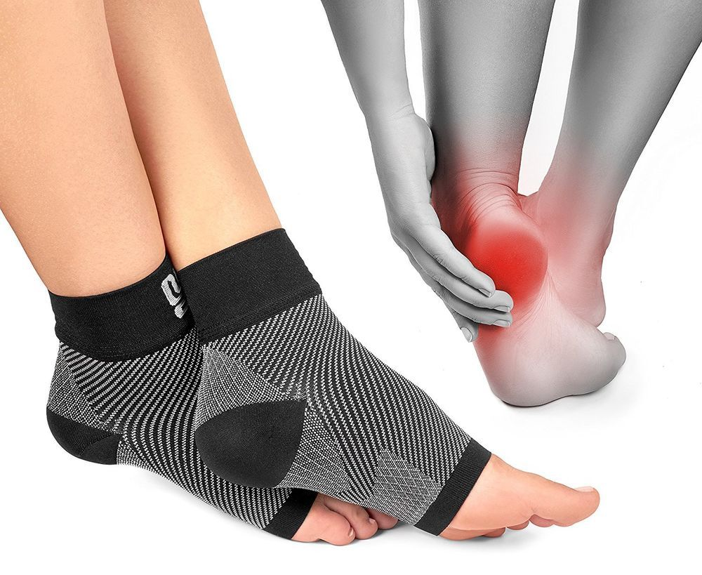 Plantar Fasciitis Socks Foot Care Compression Sock Sleeve with Arch