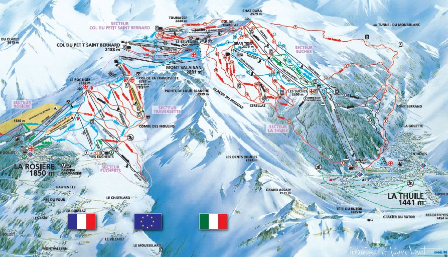 espace san bernardo Cerca con Google Skiing in La Thuile Pinterest