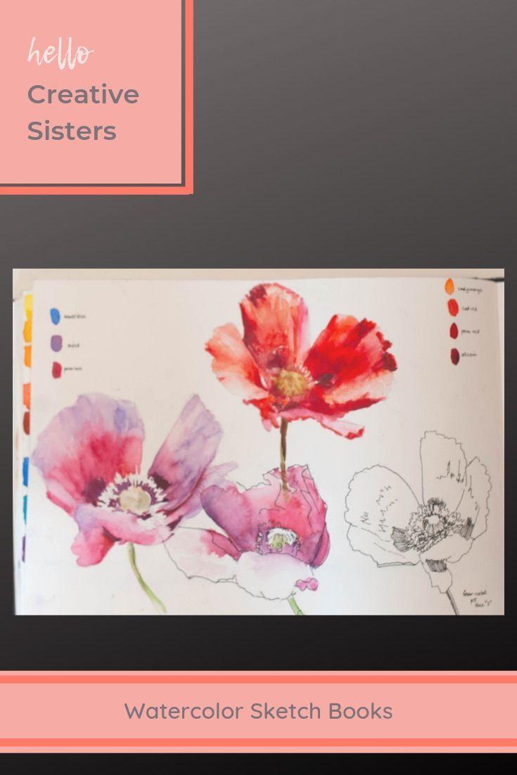 My Top 9 Best Sketchbooks For Watercolors Sketch Book Best