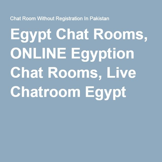 Egypt chatroom