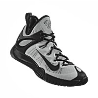I designed the silver and black Nike men\u0027s basketball ...