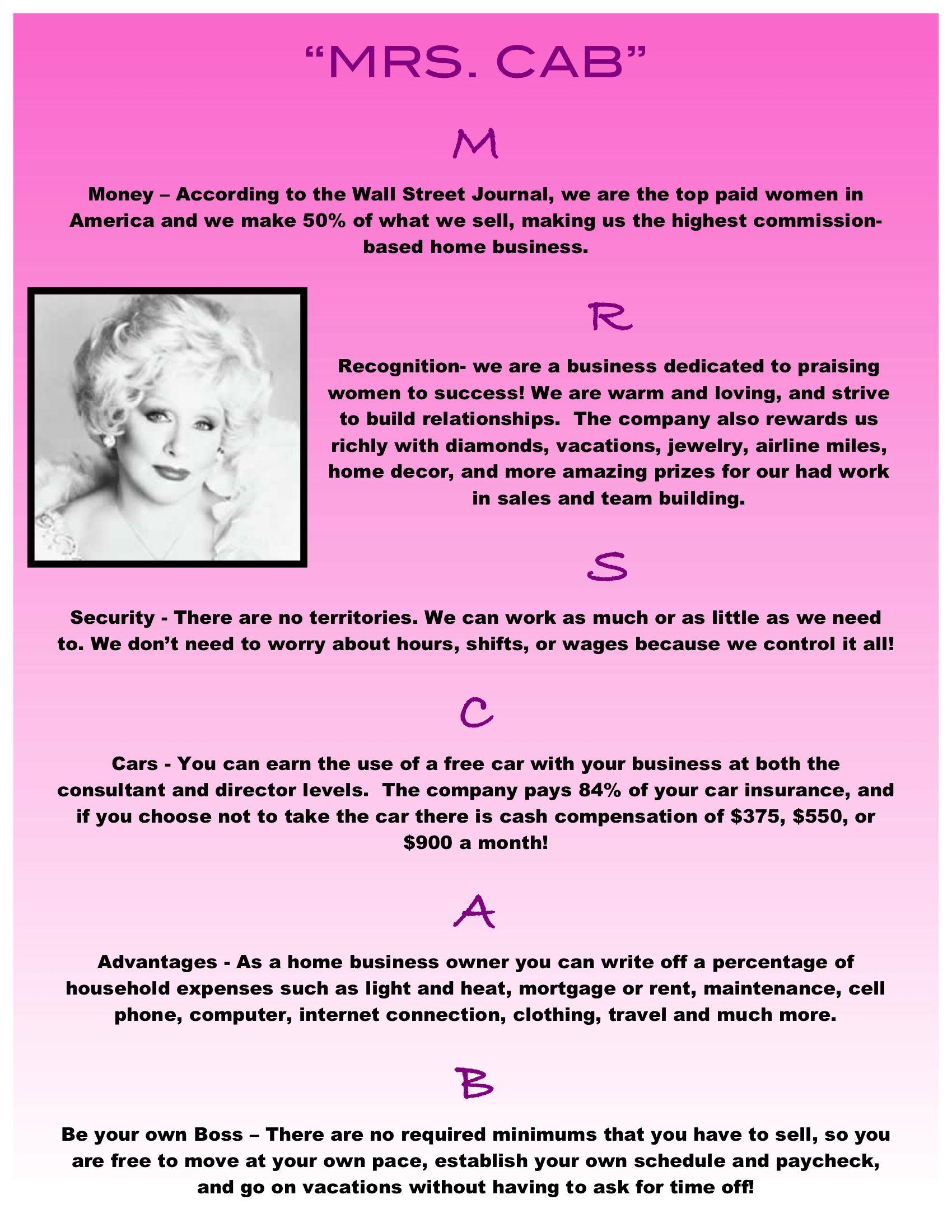 Mary Kay Hostess Packet Perfectlyposh