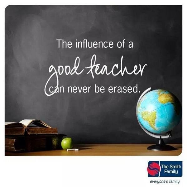 the influence of a good teacher can never be erased google search