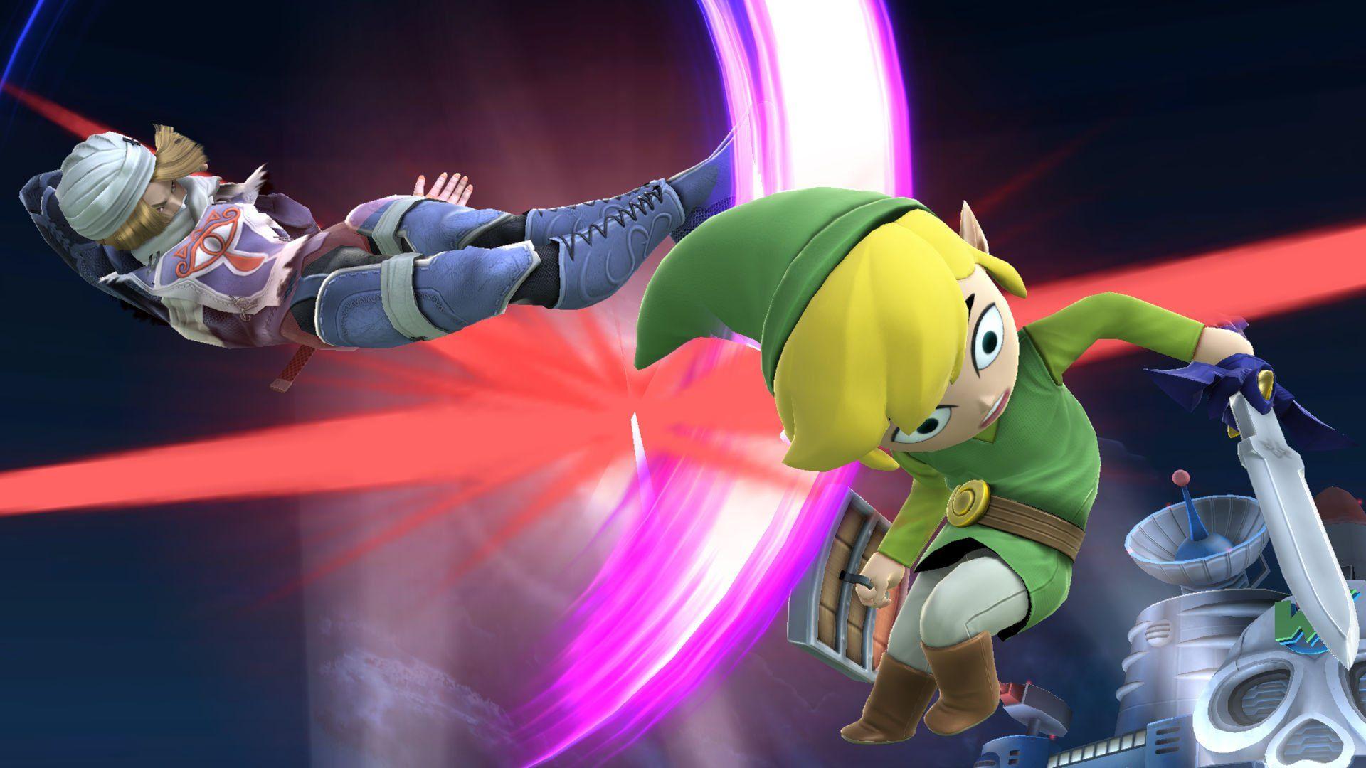 #SuperSmashBros #WiiU #3DS Para más información sobre #Videojuegos, Suscríbete a nuestra página web: www.todosobrevideojuegos.com y Síguenos en Twitter  https://twitter.com/TS_Videojuegos