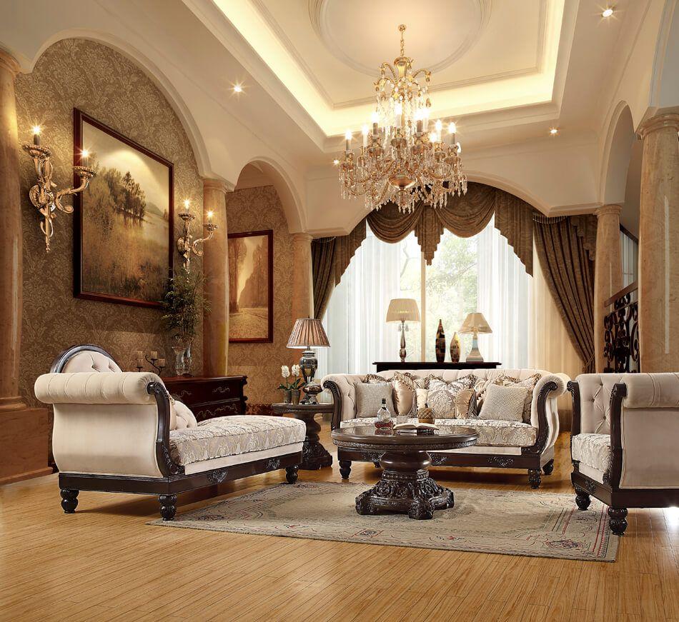 hd2651  formal living room sets modern living room set