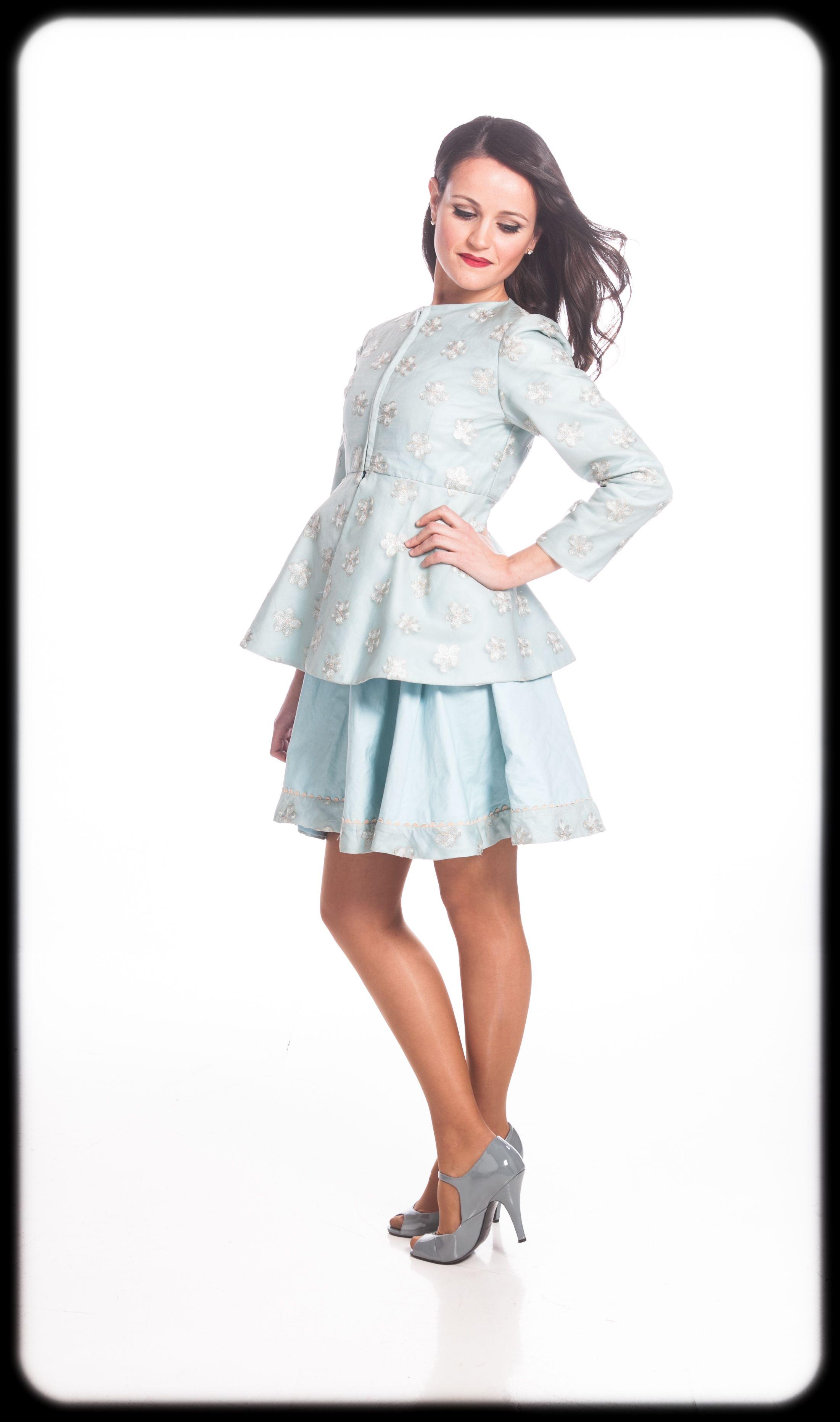 coleccion alta costura Mª JOSE ORTIZ  info@candidas.es