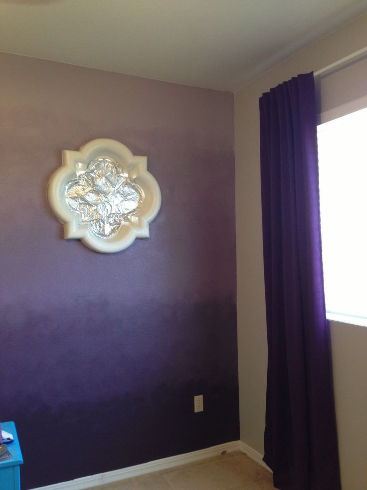 We Did It An Ombr 233 Accent Wall And It Wasn T A Pintrosity