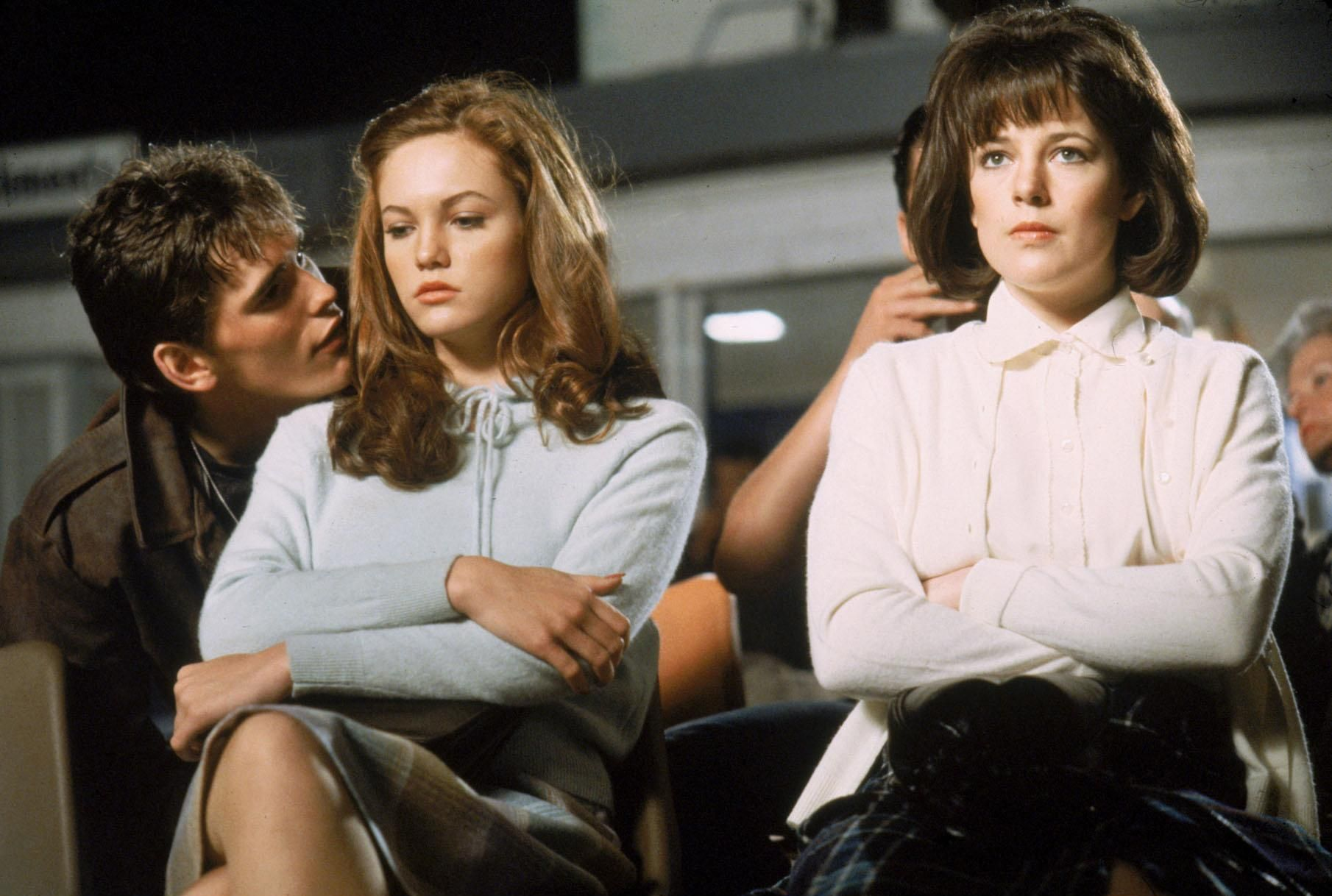Still Of Diane Lane Matt Dillon And Michelle Meyrink In