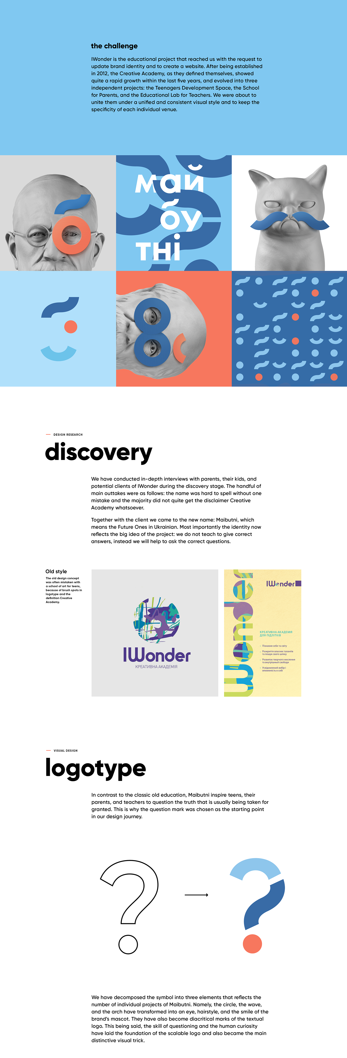 Showcase And Discover Creative Work On The World S Leading Online Platform For Creative Industries Brand Identity Branding Photos Identity