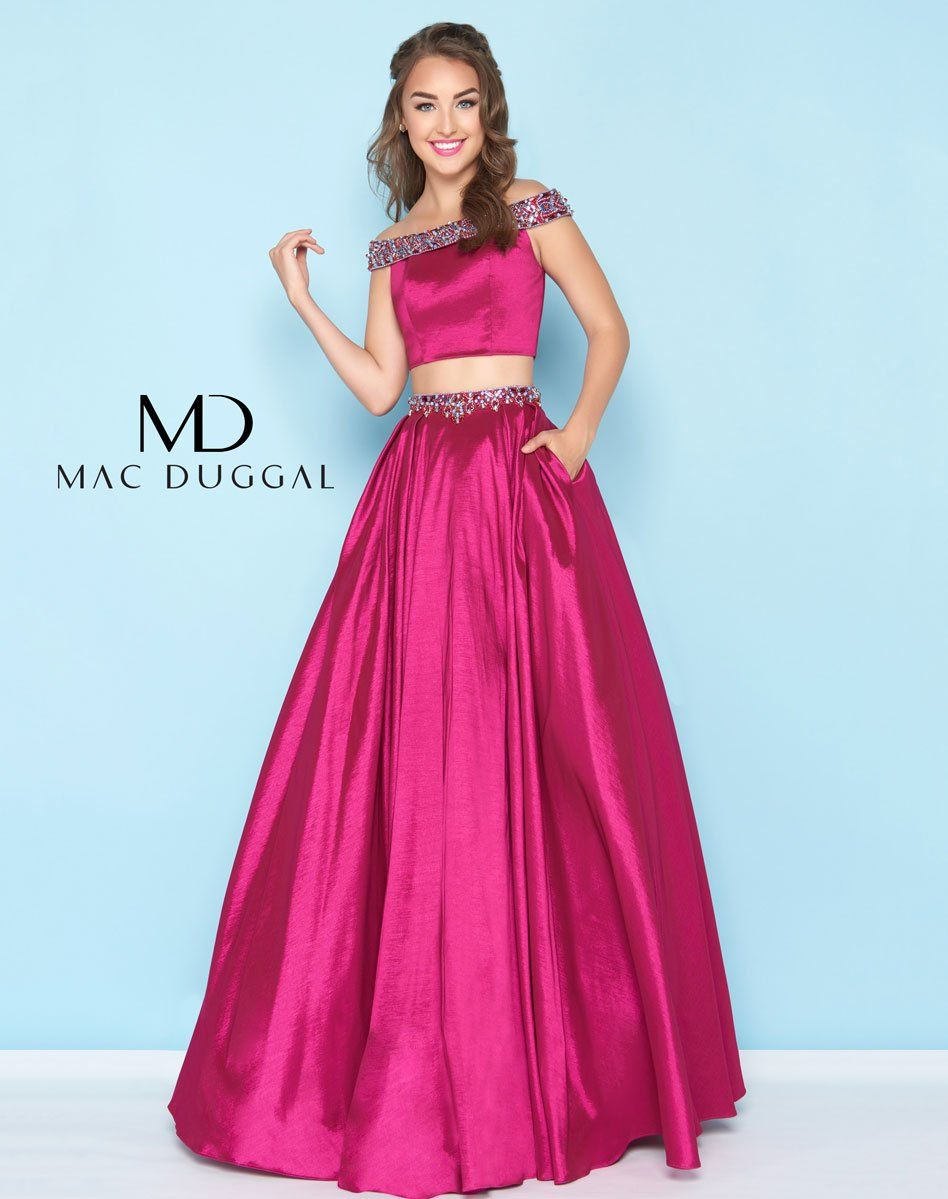 Mac Duggal 40745H | Pinterest