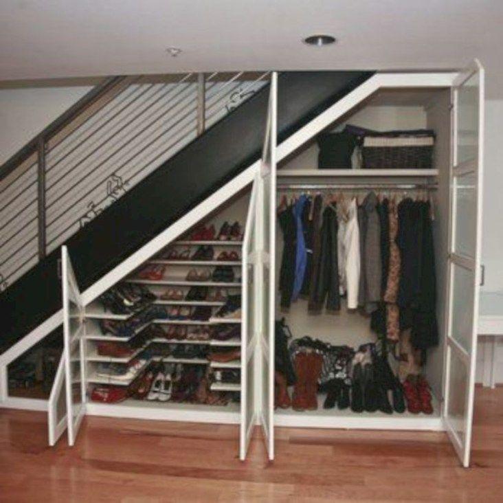 Hallway With Understairs Storage: Brilliant Under Stairs Storage Ideas 04