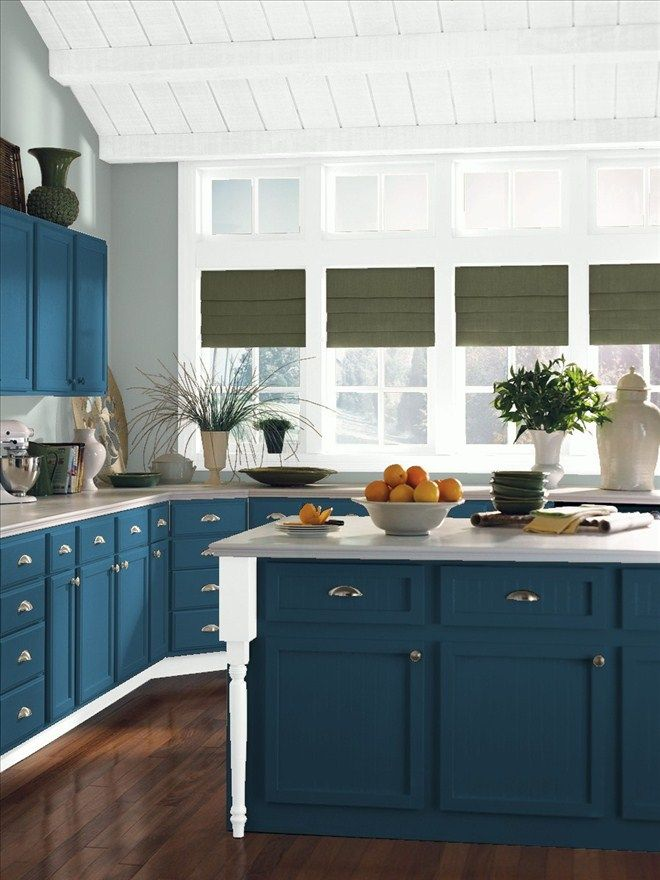 Find Your Color Paint Colors Grey Kitchen Cabinets Benjamin