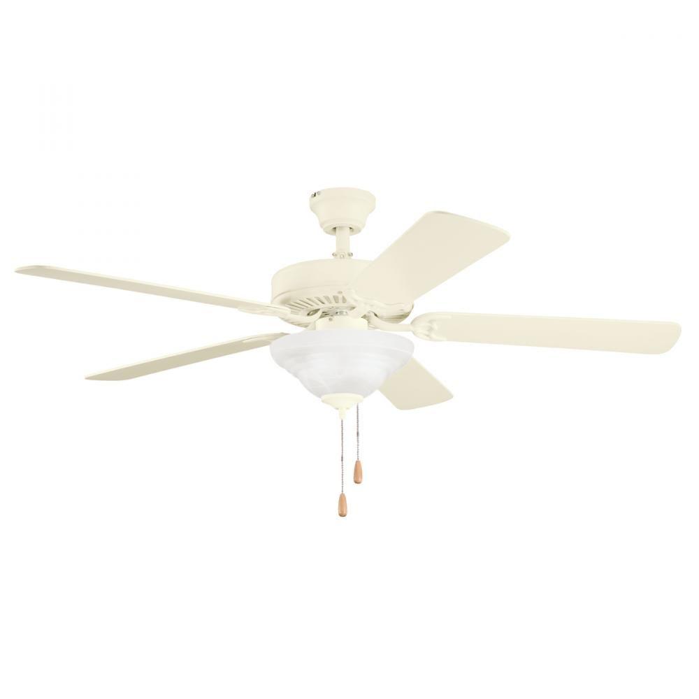 White Chandelier Ceiling Fan: Richmond Chandelier $165 Kichler