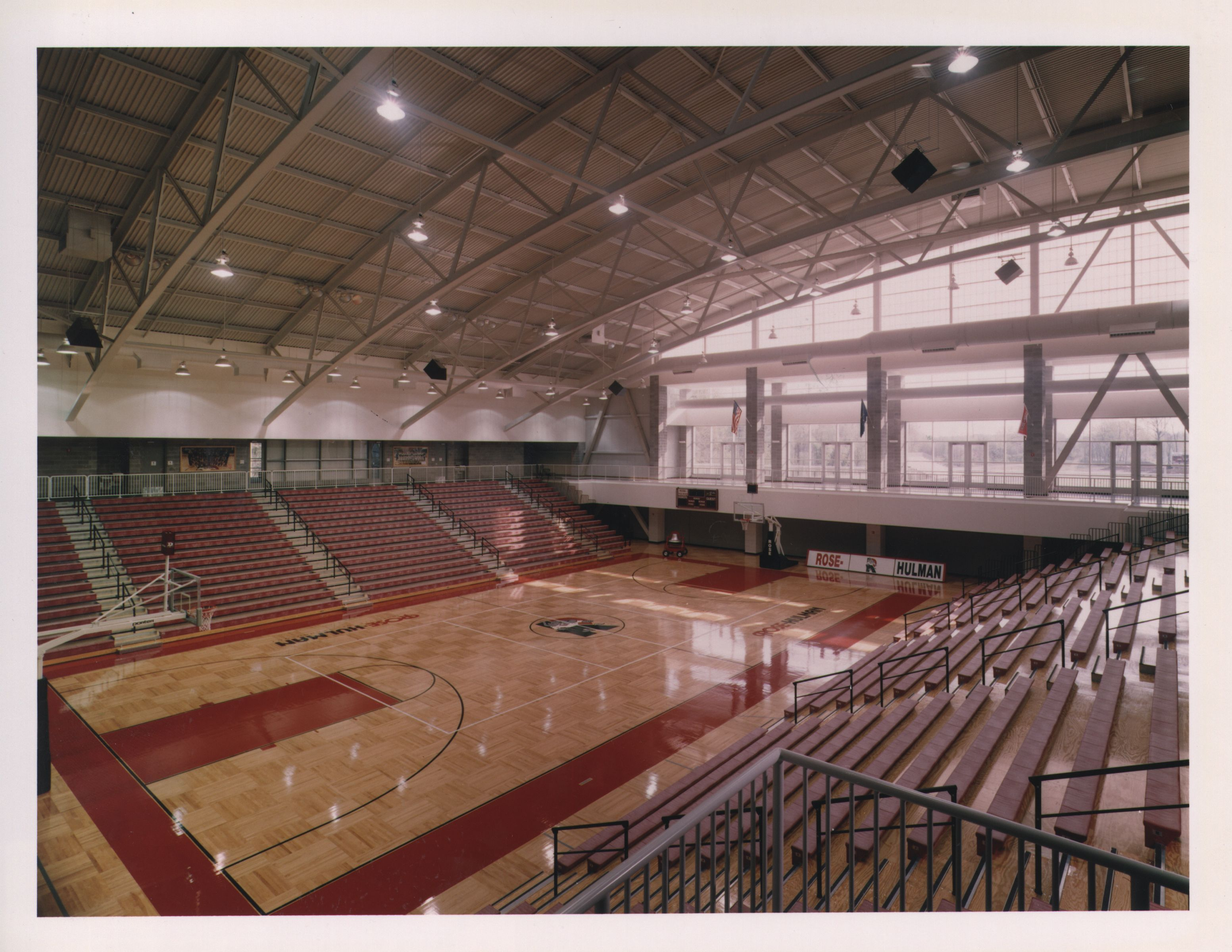 Rose Hulman Institute Of Technology Sports And Recreation Center