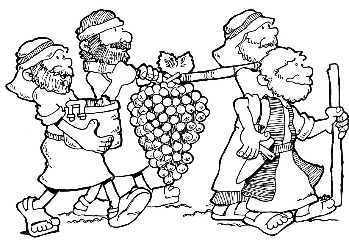 coloring sheet for bible story of david u0027s father sent him to carry