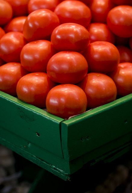 Tomatoes | Last month, Michaela and I met up in Montreal for… | Flickr