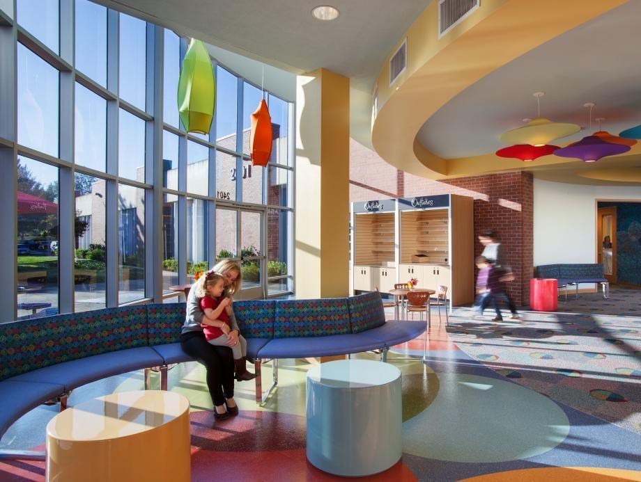 Uhrich Design For Children S Hospital Oakland Walnut Creek