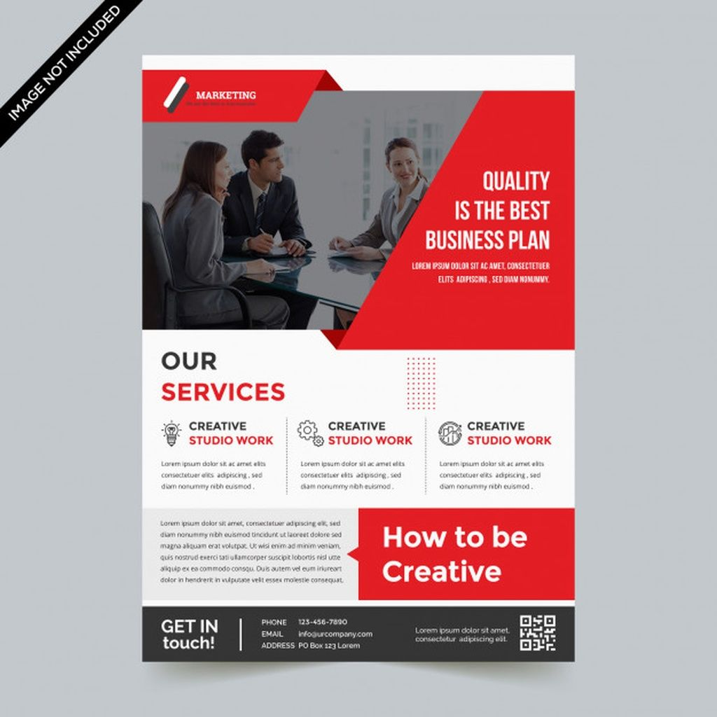 Modern Business Flyer Paid Affiliate Ad Flyer Business Modern In 2020 Business Flyer Marketing Images Best Business Plan