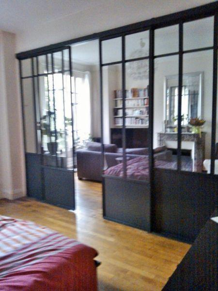Verrière intérieure coulissante sur-mesure, devis et pose - changer les portes interieures
