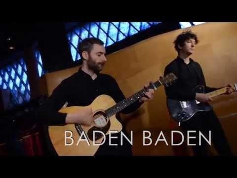 """Franche connexion #33 : Baden Baden interprète """"Ici"""" - TV5MONDE"""
