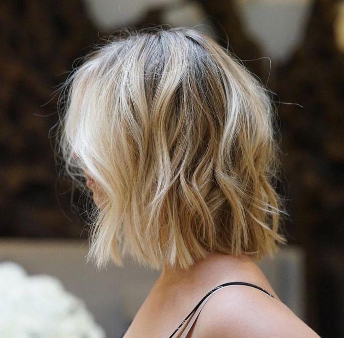 ▷ 1001 + idées inspirantes pour adopter le carré blond #modafemenina
