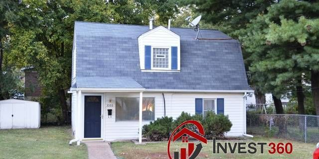 Great Rental Property Or Starter Home Well Maintained 3 Bed 2