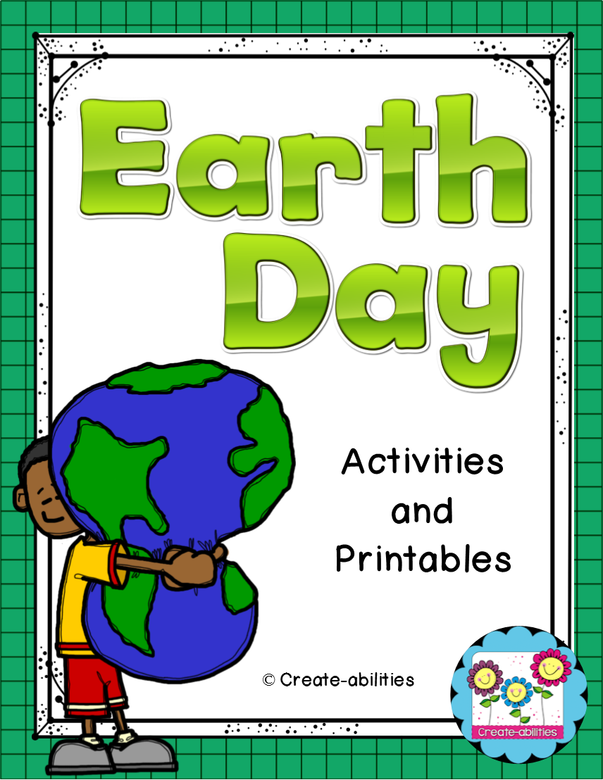 Earth Day Crafts {With Stuff You Already Have}