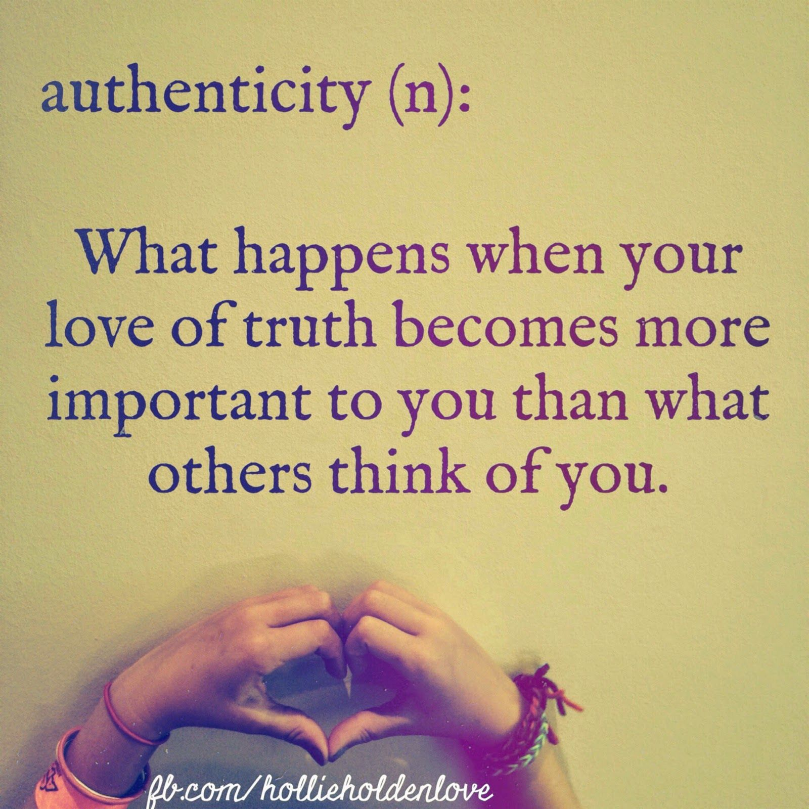 Authenticity & why you might never stop caring what others think