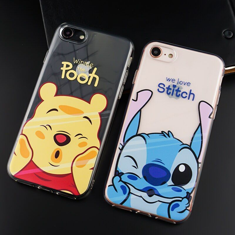 Cartoon mickey daisy donald duck covers for iphone 6s xr