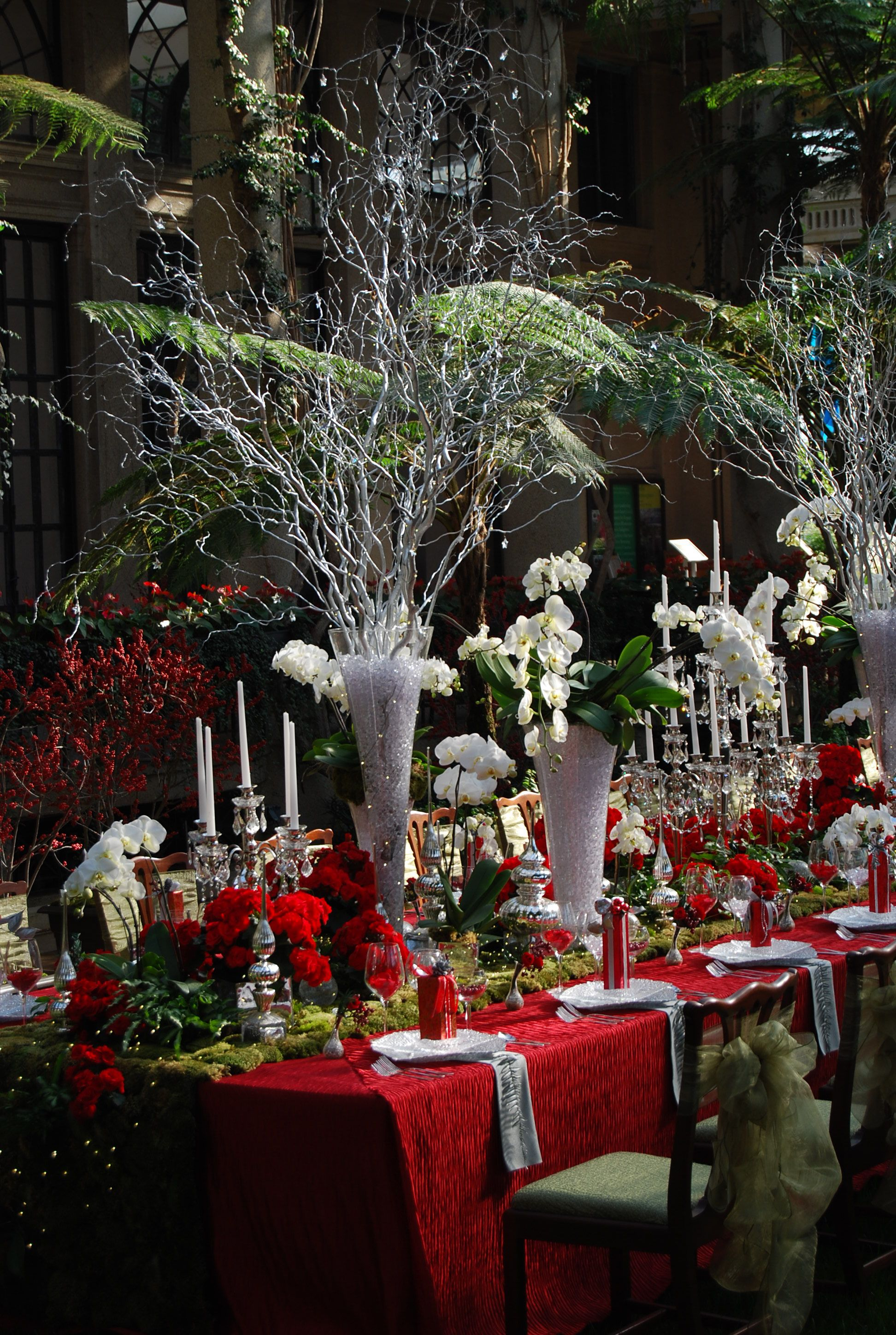 Christmas Table Setting Best Of The Best Luxury Christmas Table Decorations Christmas Table Christmas Centerpieces