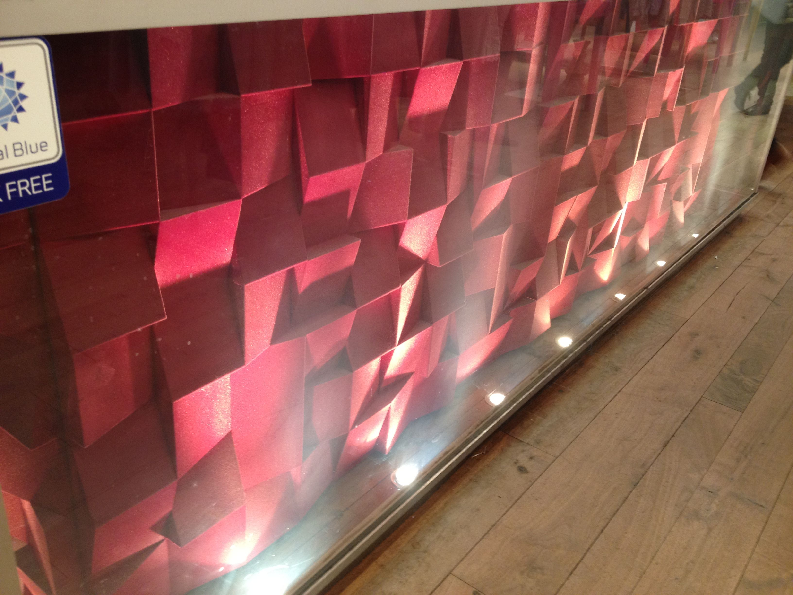 Ted Baker display