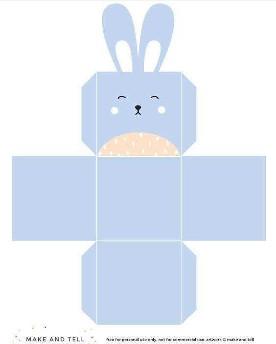 bricolages de pâques -   11 manualidades diy cajas ideas