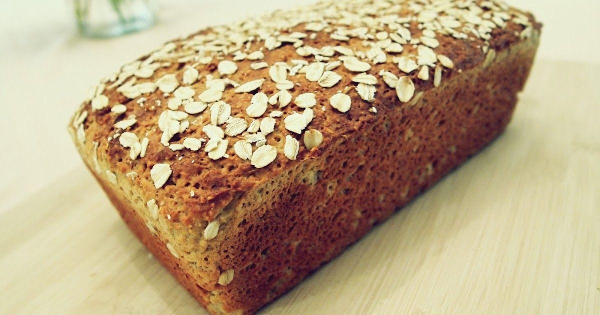 Gluten Free Honey Oatmeal Yeast Bread No yeast bread