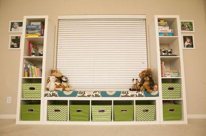 Ikea Kid Toy Storage Shelves, Organizing, Repurposing Upcycling, Storage  Ideas, Reupholster