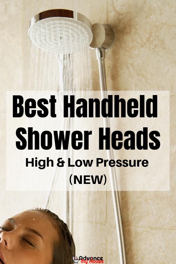 Best Handheld Shower Heads High Low Pressure Here We