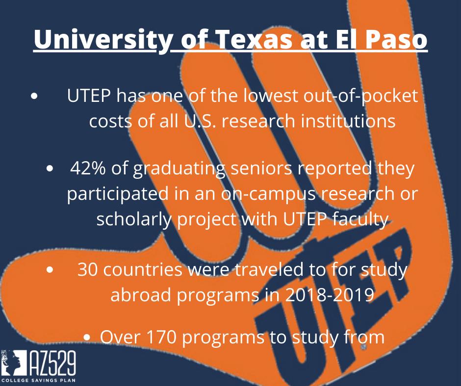 Pin By Az529 Arizona S Education Sav On Featured Schools Saving For College University Faculties