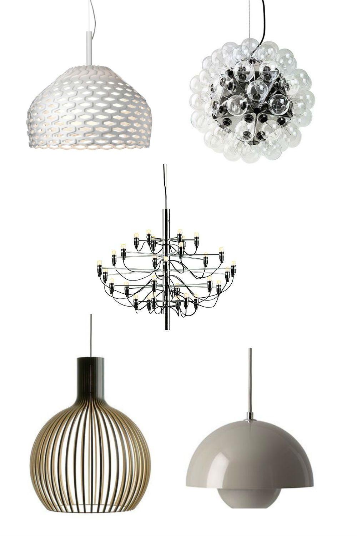 Pin på Lampor & belysning Lamps