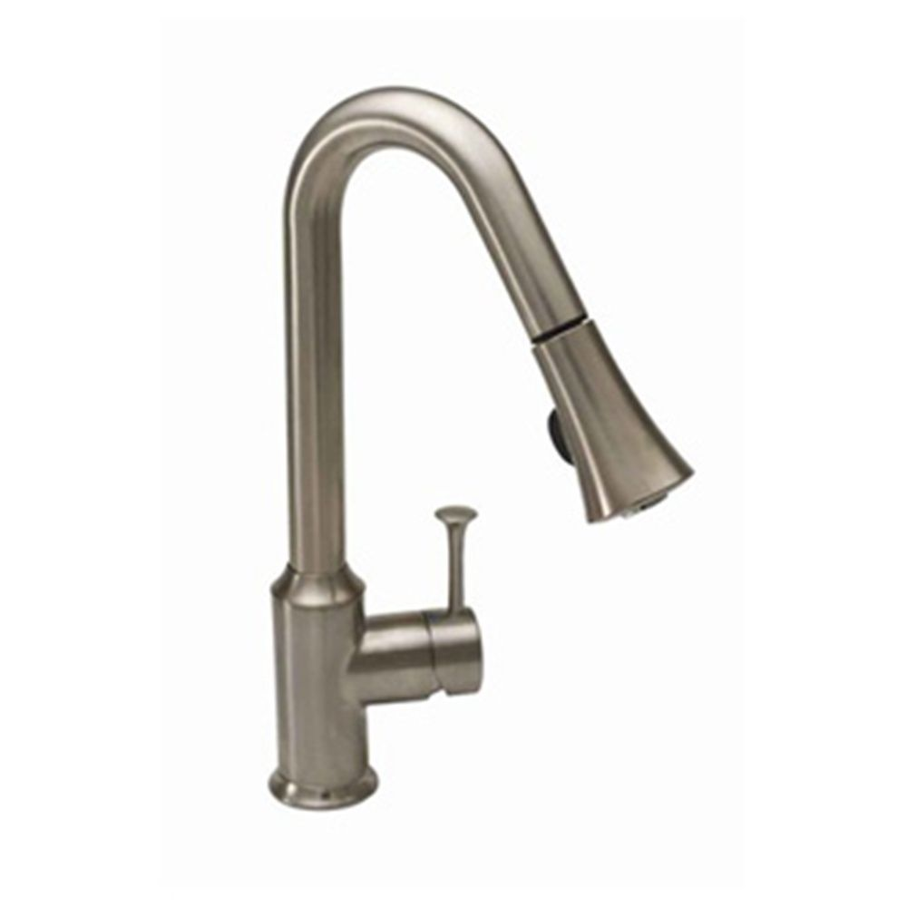 American Standard Pull Down Kitchen Faucet Stainless Gray Pull Out Kitchen Faucet Faucet Stainless Steel Kitchen Faucet