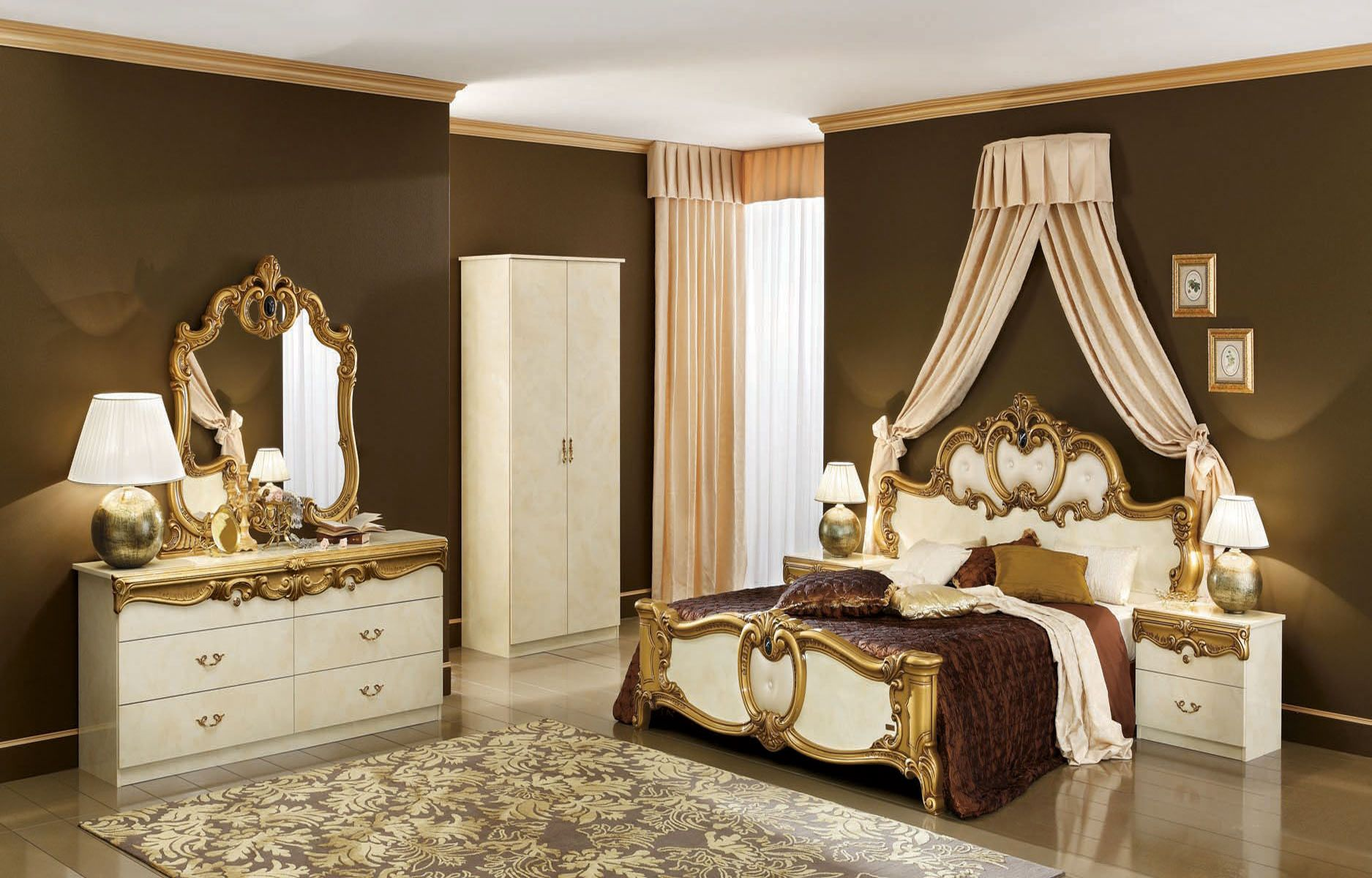italian bedroom sets furniture. Find This Pin And More On Bedroom Decorating Ideas. Furniture Barocco Ivory Gold Classic Set Italian Sets K