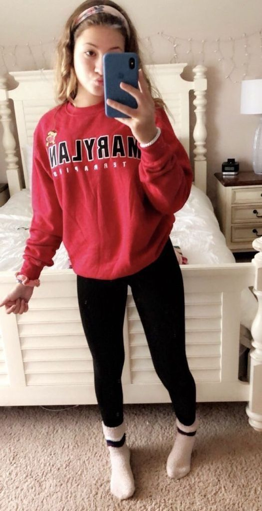 30 Trendy Leggings Outfits Ideas – Muah Club