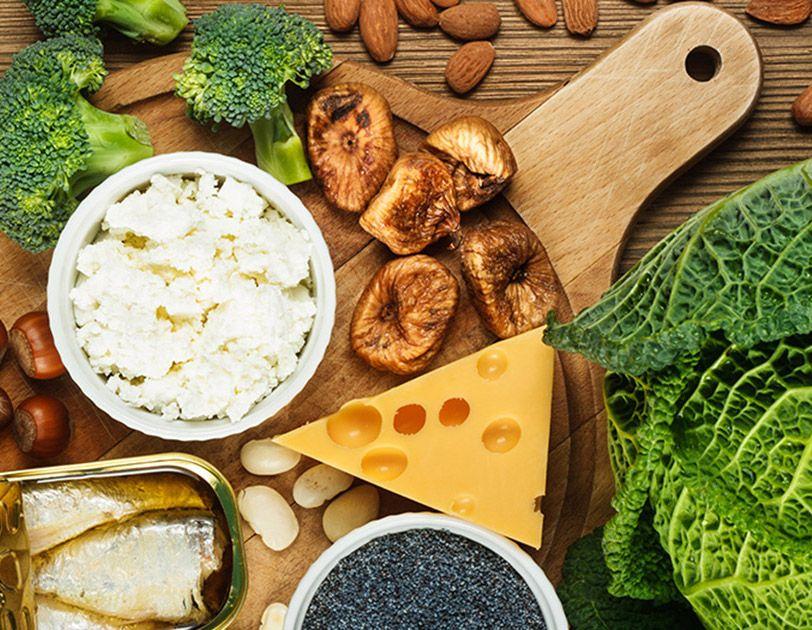 10 Best CalciumRich Foods Foods with calcium, Food