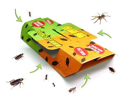 Mr Bug Cockroach Trap is one of the best cockroach traps that is not ...